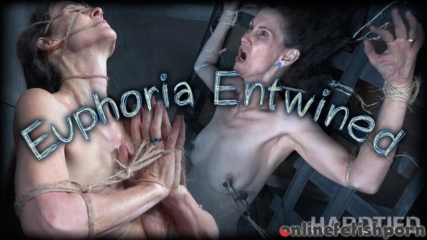Hardtied.com – Euphoria Entwined Paintoy Emma 2016 Ass Flogging