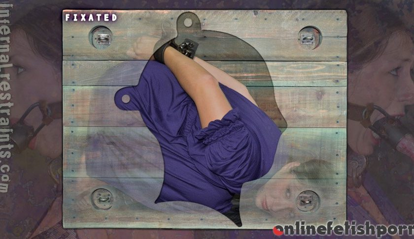 Infernalrestraints.com – Fixated Part One Sister Dee 2012 Asking Permission To Cum