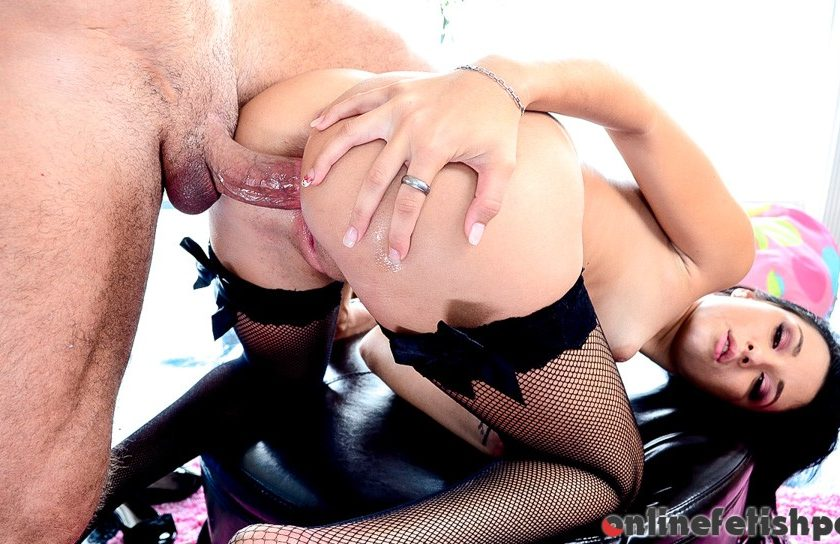 Evilangel.com – The Ass Party #02 Samantha Sin & Beverly Hills 2012 Facial