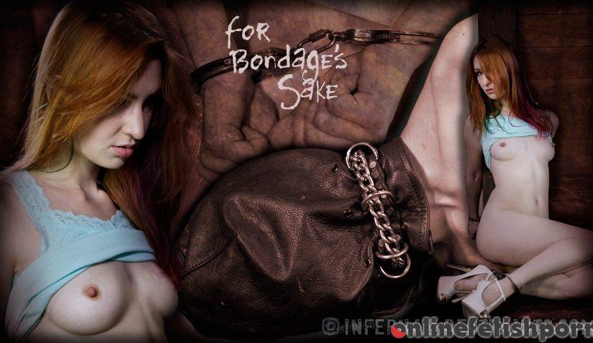 Infernalrestraints.com – For Bondages Sake Calico 2013 Shackles