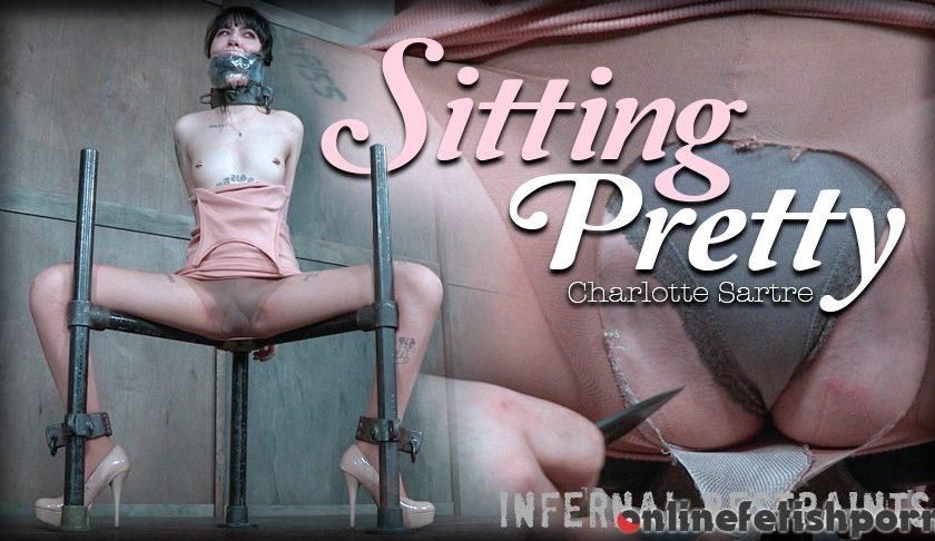 Infernalrestraints.com – Sitting Pretty Charlotte Sartre 2016 Cut Clothing