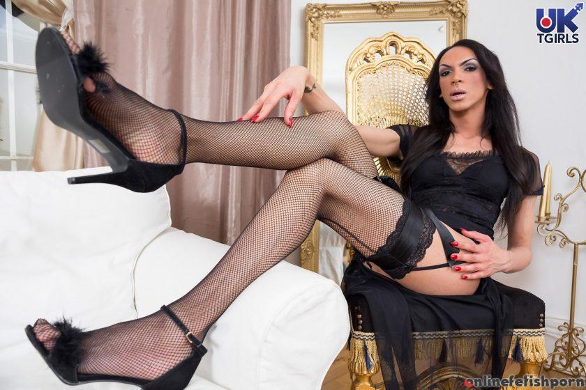 Uktgirls.com – Jazmin Is Back! Jazmin 2016 Transsexual