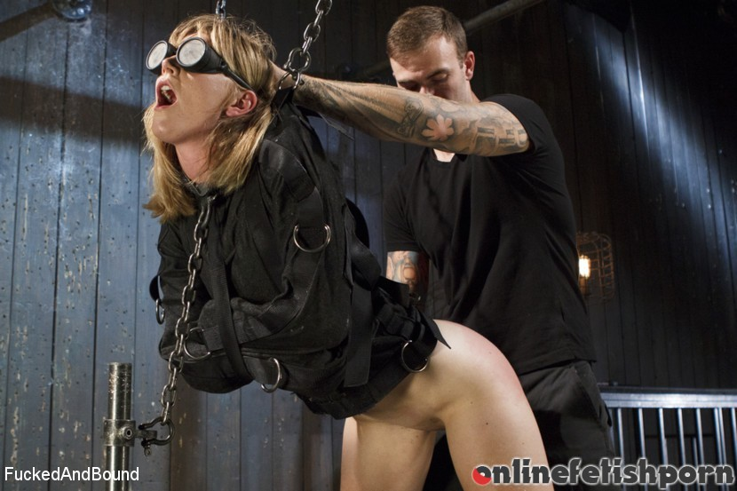 Fuckedandbound.com – Falling From Grace Christian Wilde & Mona Wales 2014 Chains