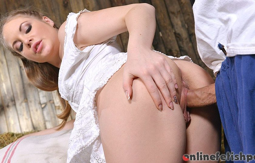 Handsonhardcore.com – Ride That Sausage Rosses 2015 Lingerie