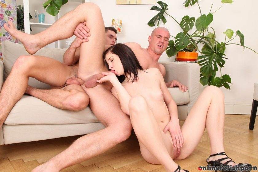 Doghousedigital.com – Bi-Sexual Cuckold, Scene #01 Barbra Sweet & Max Born & Shane 2012 Threesome