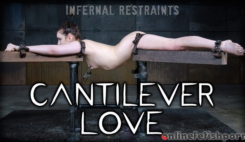 Infernalrestraints.com – Cantilever Love Endza Adair 2016 Breast Whipping