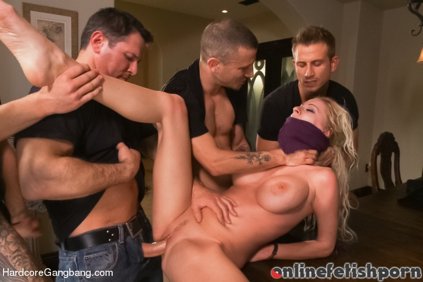 Hardcoregangbang.com – Rich Blonde Cunt Fantasizes About.. John Strong & Astral Dust & Bill Bailey 2013 Straight