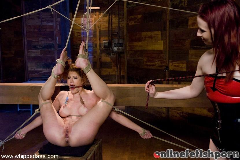 Whippedass.com – Sabrina Fox Claire Adams & Sabrina Fox 2008 Corporal Punishment