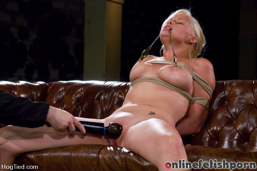 Hogtied.com – Amateur Casting Couch: Lacey Jane.. Lacey Jane 2009 Handler