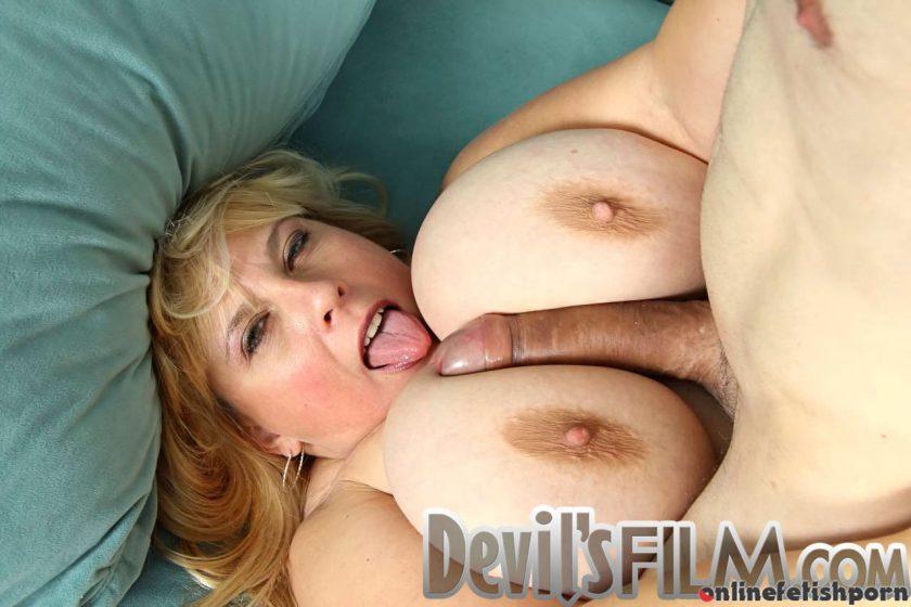 Devilsfilm.com – I Like Fat Girls #08, Scene #02 Cassie Blanca 2010 Blowjob