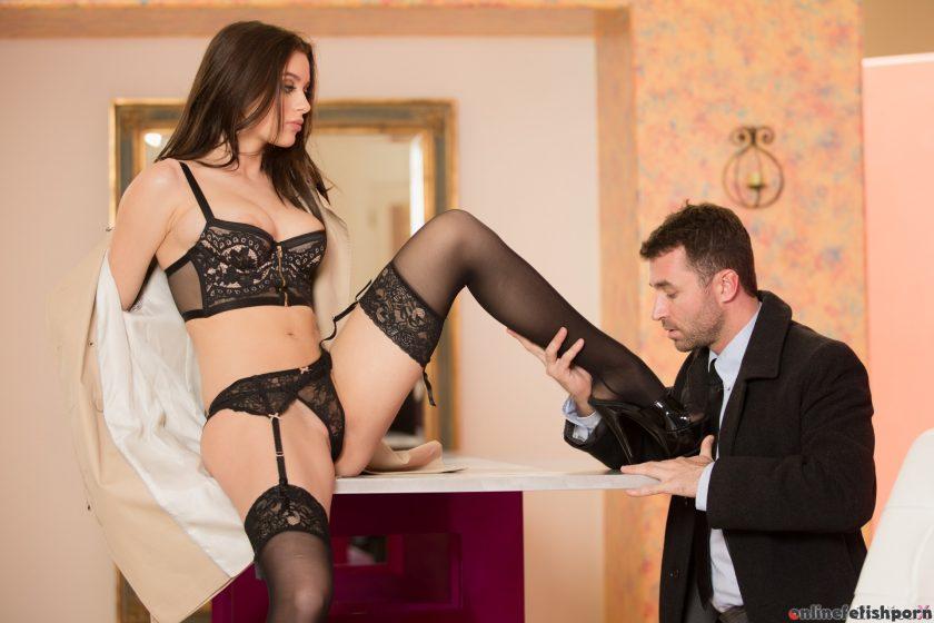 Eroticax.com – Imagine Lana Rhoades & James Deen 2016 Pussy Licking