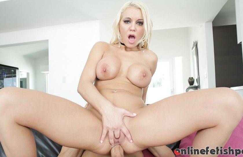 Evilangel.com – Buxom Anal Fiend Pounded To Gaping Blake Rose 2016 Blowjob
