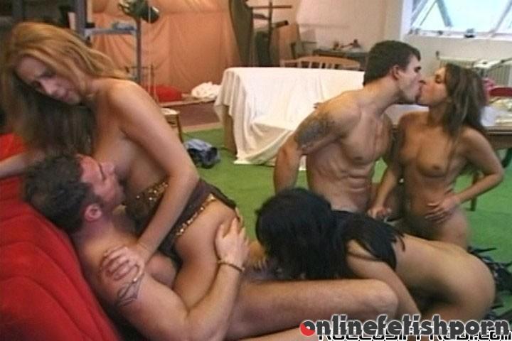 Evilangel.com – True Anal Stories #19 Nikki Blue & Patricia Orsoya & Rocco Siffredi 2009 Foot
