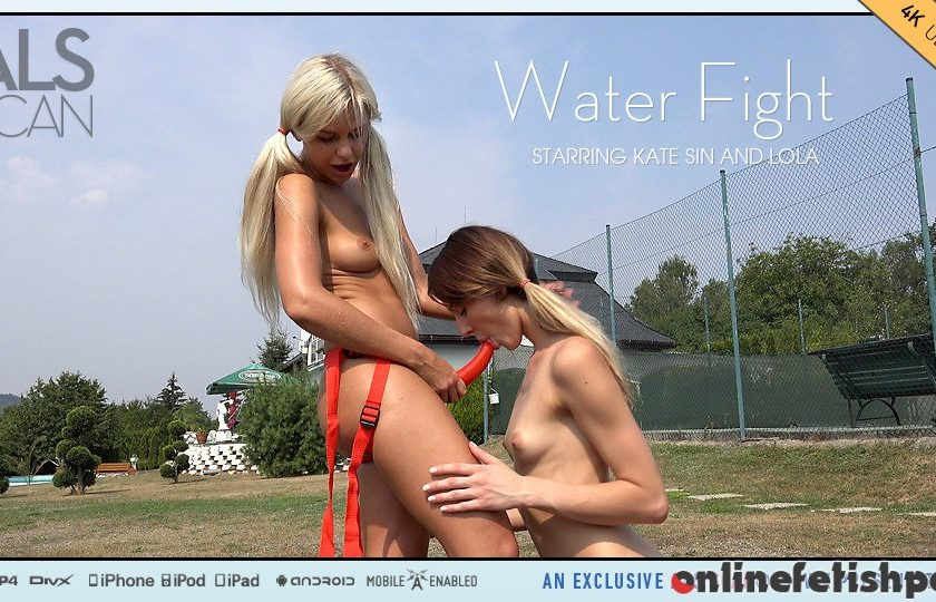 Alsscan.com – Water Fight Kate Sin & Lola 2017 Outdoor