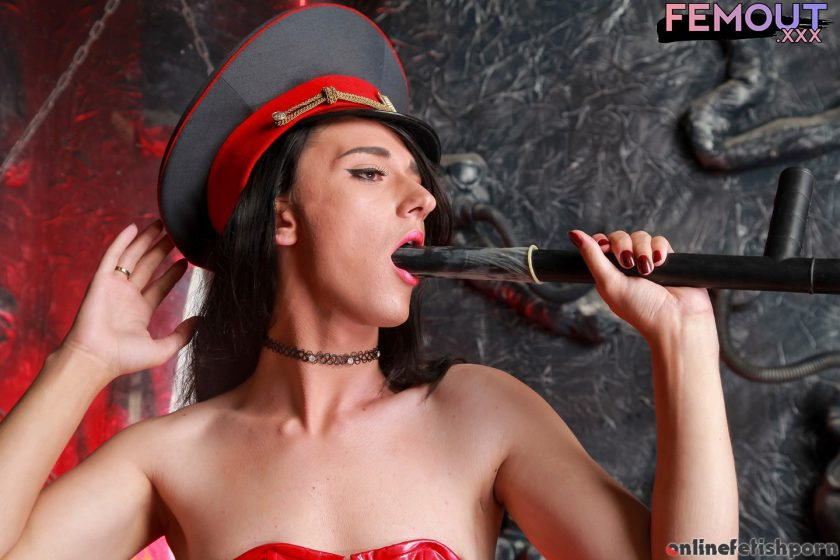 Femoutxxx.com – Dasha: Fall To Her Feet Dasha 2016 Transsexual