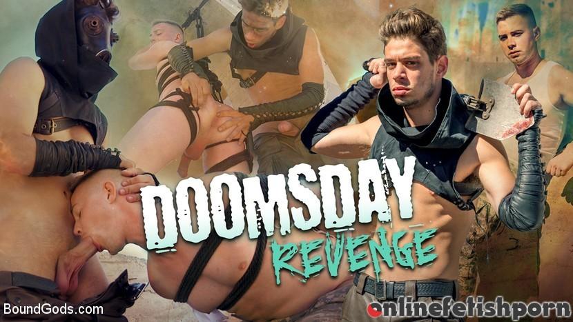 Boundgods.com – Doomsday Revenge: Survivor Exacts.. Michael DelRay & Kyler Ash 2018 Rope Bondage