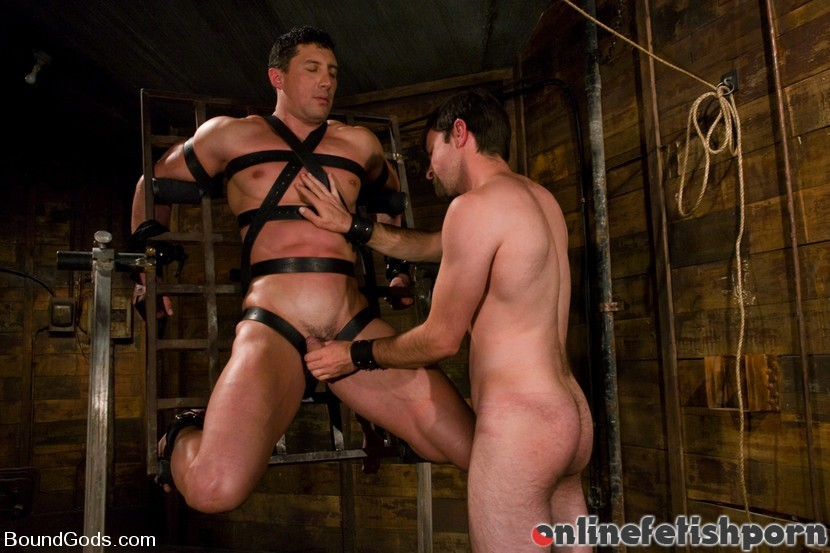 Boundgods.com – The Muscle Slave Romario Faria & Dante 2008 Submission
