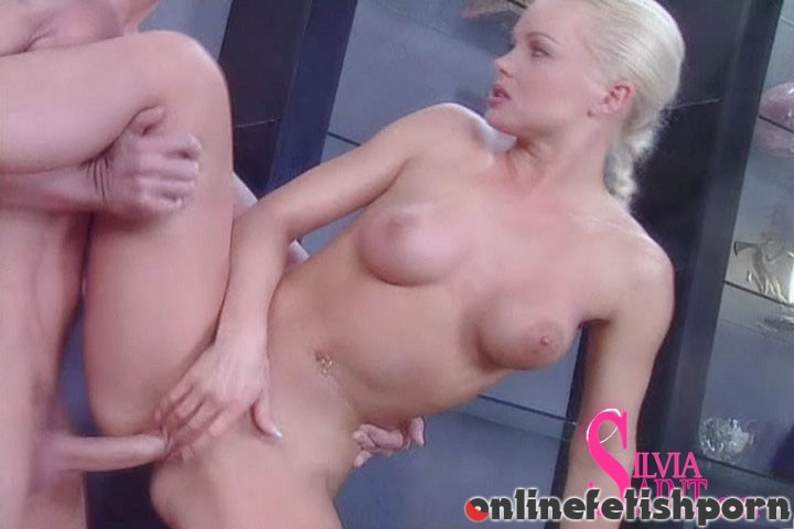 Silviasaint.com – Dangerous Things #01, Scene #01 Silvia Saint & David Perry 2009 Blowjob