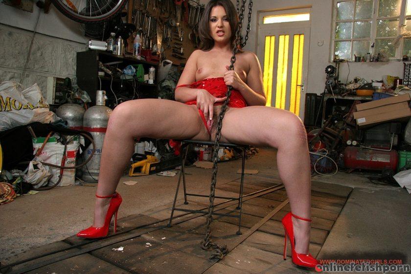 21sextreme.com – Personal Slave Hadjara 2012 Babes
