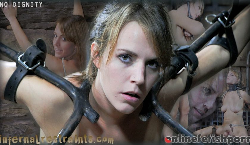 Infernalrestraints.com – No Dignity Alisha Adams 2012 Shackles