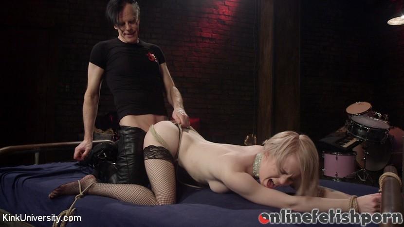 Kinkuniversity.com – Fast Rope Bondage for Sex Danarama & Anna Tyler 2016 Bdsm