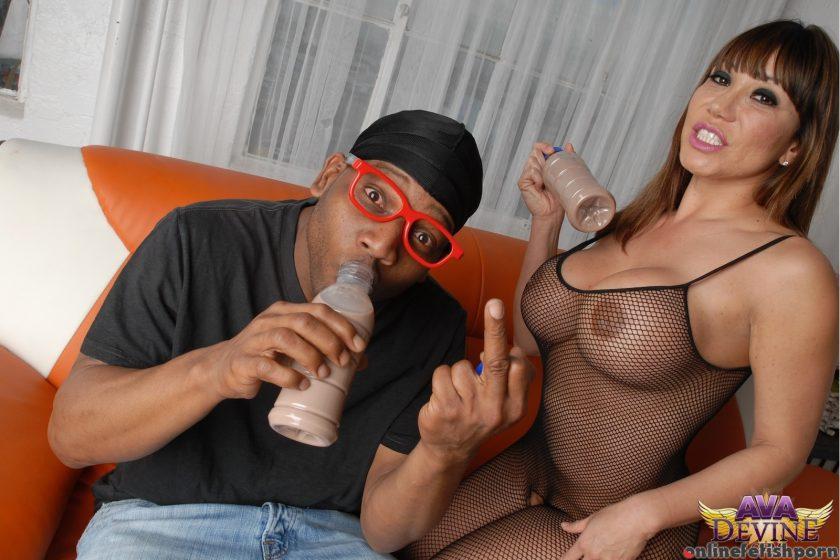 Pornstarplatinum.com – Taking On Toney Capone! Ava Devine 2012 Mature