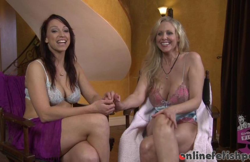 Girlfriendsfilms.com – Lesbian Sex #06, Scene #01 Nicki Hunter & Julia Ann & Julie Ann 2012 Rim Job