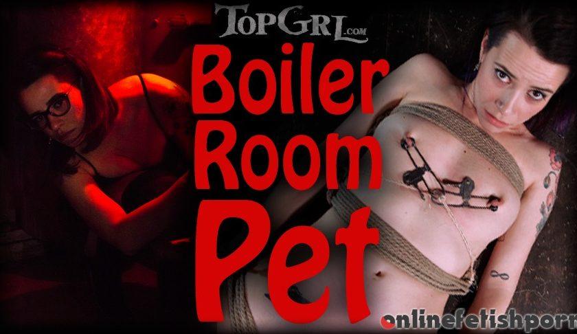 Topgrl.com – [Archive] Boiler Room Pet Freya French & Rain DeGrey 2015 Ball Gag