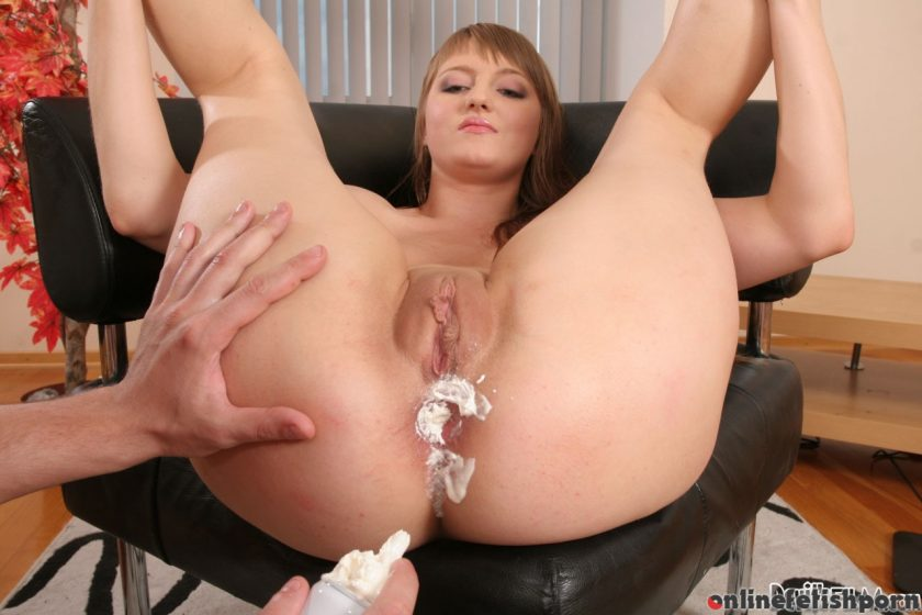 Devilsfilm.com – Ass Full Of Cum #05, Scene #04 Jennie 2010 Deepthroat