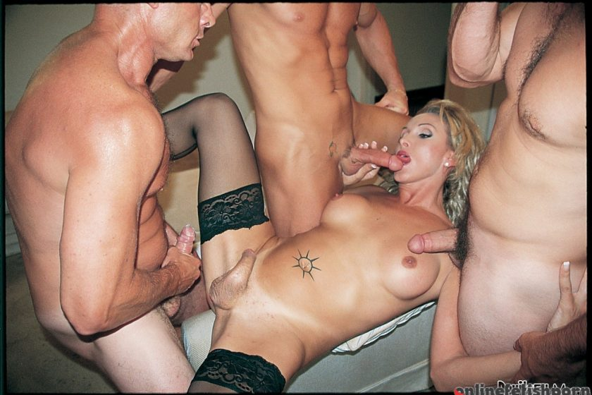 Devilsfilm.com – Transsexual Prostitutes #10,.. Christie 2009 Shemale Tranny