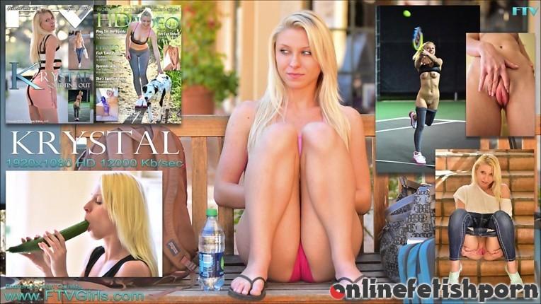 Ftvgirls.com – Play Till She Squirts Krystal 2015 Fetish Play