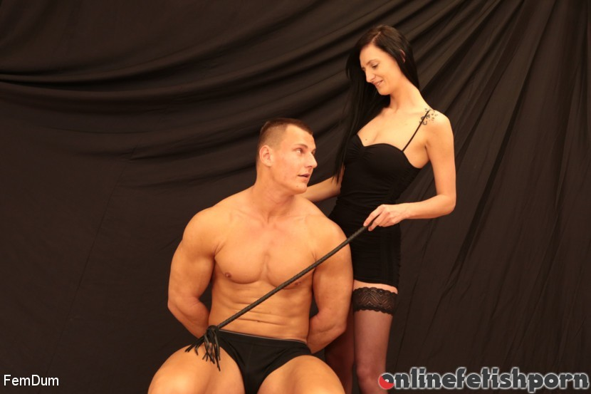 Femdum.com – Thomas and Dominatrix Michelle & Thomas 2017 Thirdparty