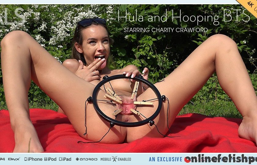 Alsscan.com – Hula and Hooping BTS Charity Crawford 2017 Spreading