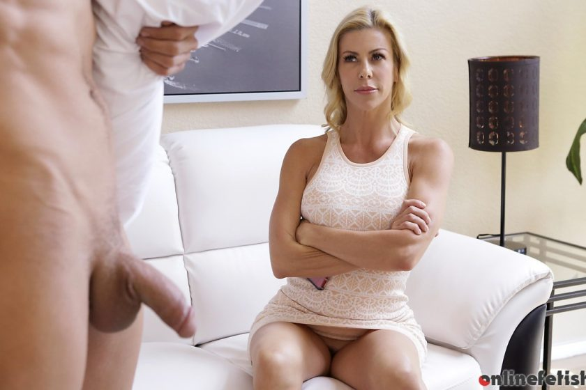 Nubiles-porn.com – Let Mommy Help You Alexis Fawx 2017 Housewife