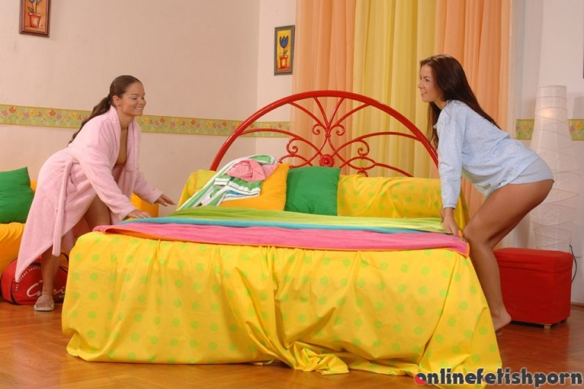 Newsensations.com – Jeny & Jane – She Licks Girls..  2011 Brunette