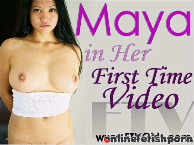 Ftvgirls.com – Exposing Them Maya 2003 Dildo Play